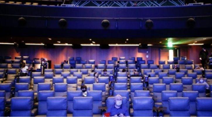 Christopher nolan tenet theatres