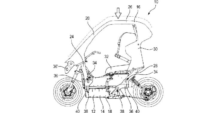 BMW Electric Scooter, BMW C1, BMW C Evolution, BMW Electric Vehicle, Technology News, Auto News
