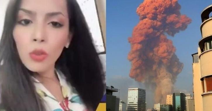 BBC Journalist  Beirut Blasts