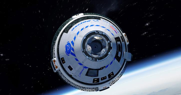 boeing starliner crew capsule