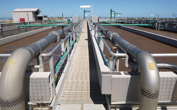 Glenelg Wastewater Treatment Plant