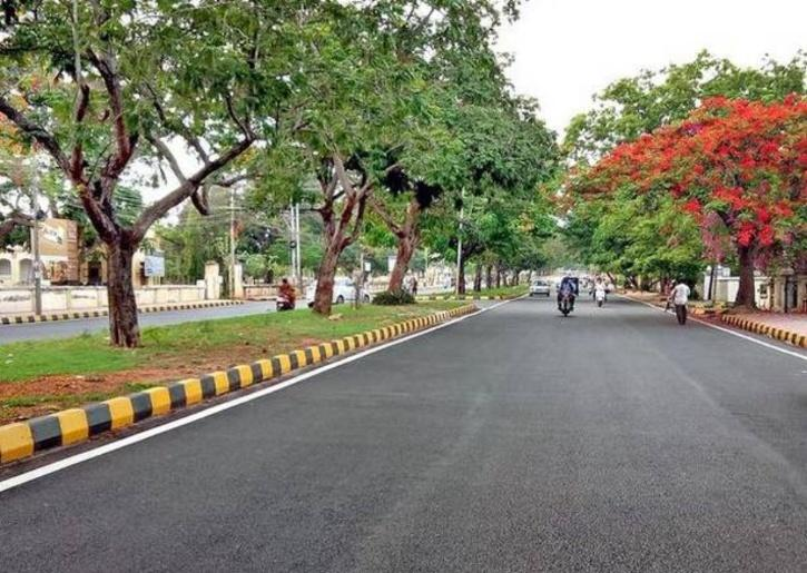 Clean Roads of Indore