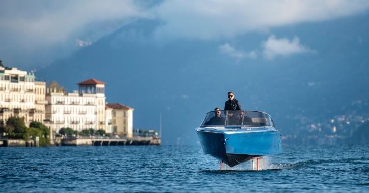 Candela Seven, Electric Boat, Hydrofoil, Electric Vehicle, EV Battery, Tech Startup, Auto News