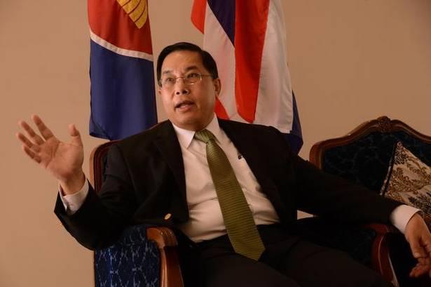 Chutintorn Sam Gongsakdi Royal Thai Army Defence Purchase