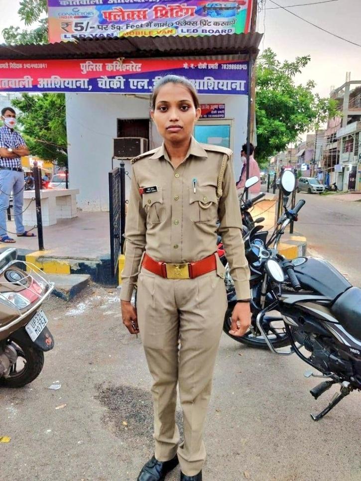 Constable Priti Saroj
