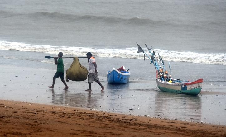 Odisha Disaster Management, Odisha Cyclone, Odisha UNESCO Tsunami Ready Tag, Odisha Cyclone Evacuation