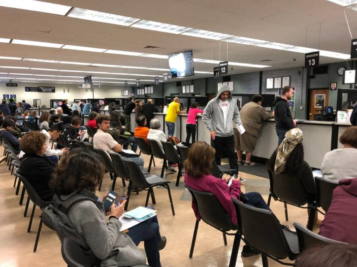 US DMV License Renewal