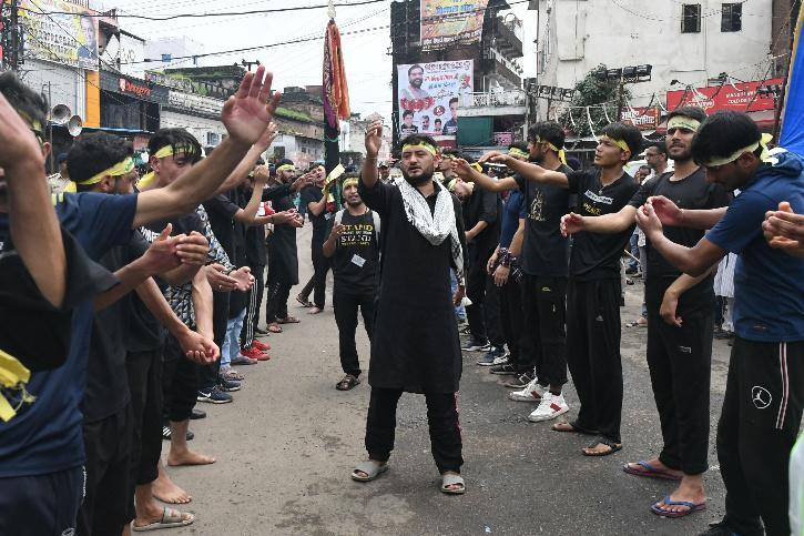 Muharram Procession,  Muharram Procession India,  Muharram Procession Covid-19,  Muharram Procession Supreme Court, Tablighi Jamaat