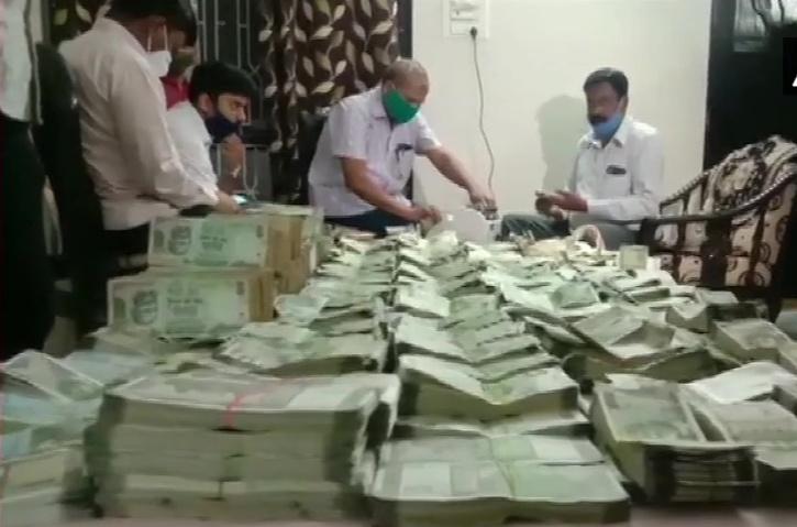 Telangana Government Official,  Erva Balaraju Nagaraju, Rs  1.1 Crore Bribe