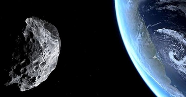 Asteroid 465824 (2010 FR)