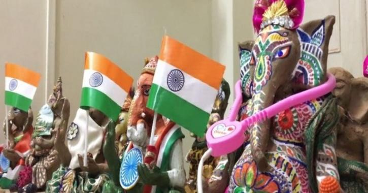 Various Ganesha Idols