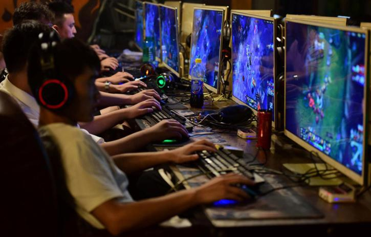Online gaming competition