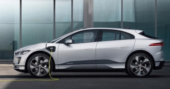 Jaguar I-Pace, I-Pace EV320, Jaguar Electric SUV, Electric Cars, Auto News