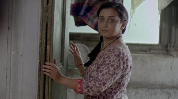 Kumud Mishra and Divya Dutta in Ram Singh Charlie.