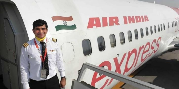 Air India Co-Pilot Akhilesh Kumar