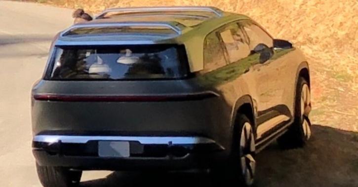 Lucid Electric SUV Prototype, Lucid Air Electric Sedan, Lucid Motors, Electric SUV, Tesla Model X, Auto News
