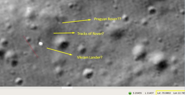 Chandrayaan 2 rover