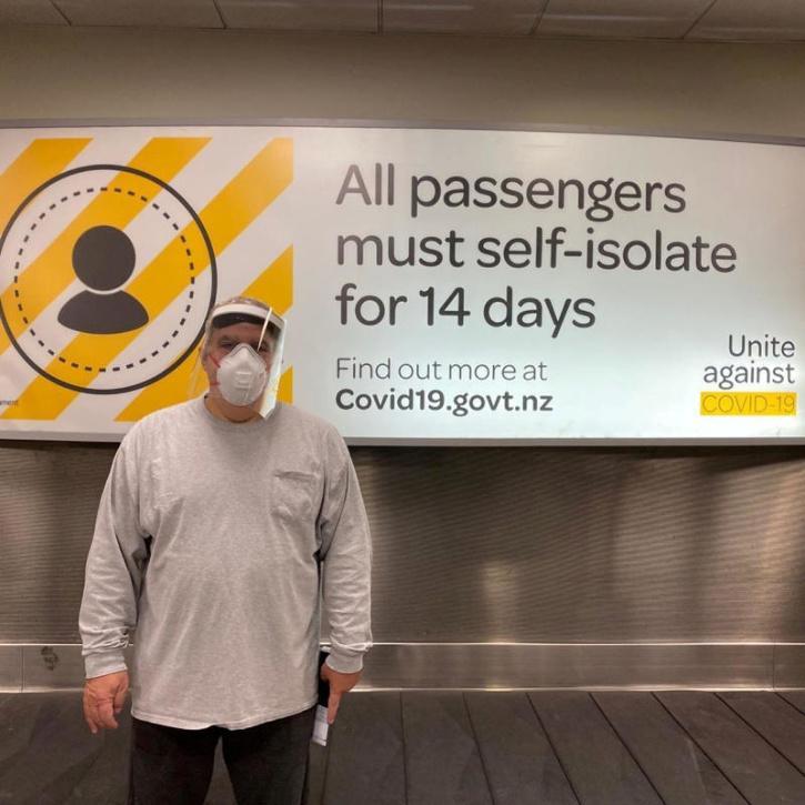 New Zealand COVID-19