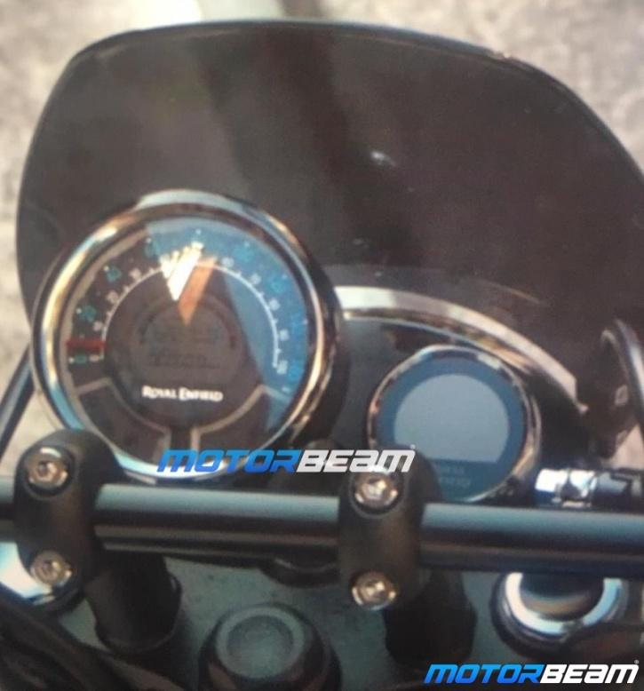 Royal Enfield Meteor, Meteor Split Instrument Cluster, Turn By Turn Indicator, Royal Enfield Bike, Upcoming Bikes In India, Auto News