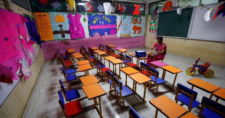 schools are shut due to COVID-19 scare