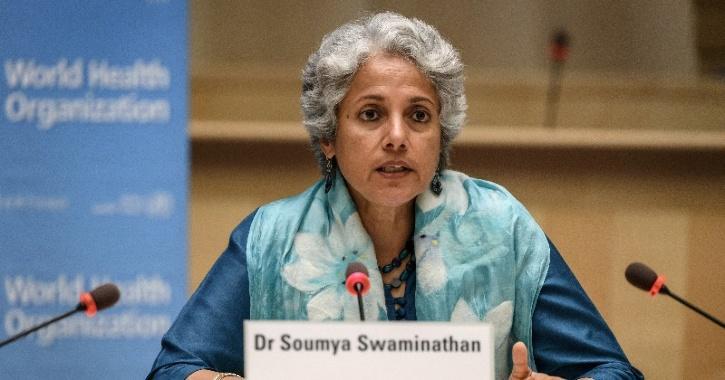 dr soumya swaminathan who scientist