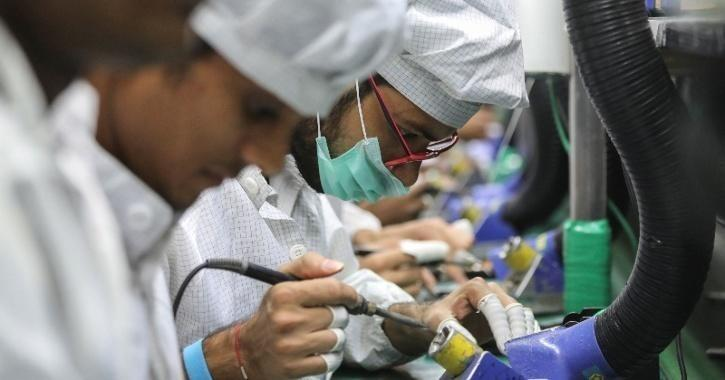 samsung make in india