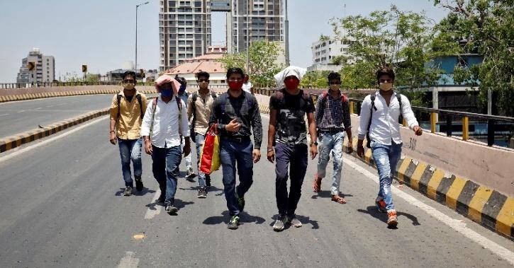 Migrants -urban poor don
