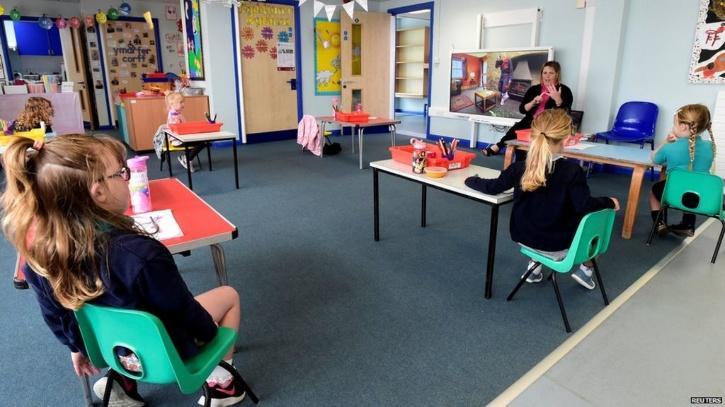 UK Schools Fake Coughing Punishment