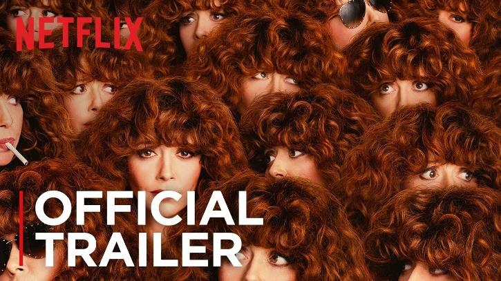 Russian Doll - Best Serials on Netflix