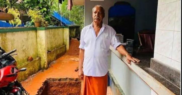 Kerala Man Quits Smoking