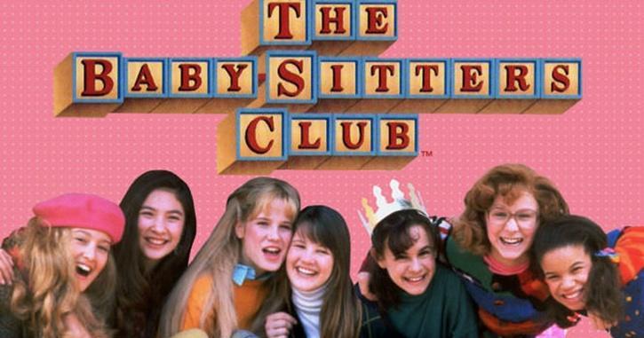 The Baby Sitter Club Netflix club