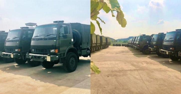 Royal Thai Army Defence Purchase
