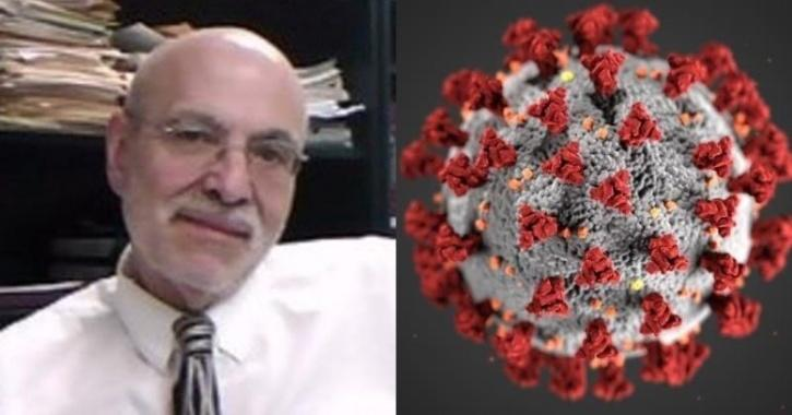 He has apologized for telling students that they should go out and catch coronavirus to