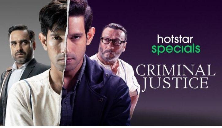 Criminal Justice - Best hotstar webseries to watch