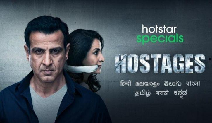 Hostages - best hotstar web series