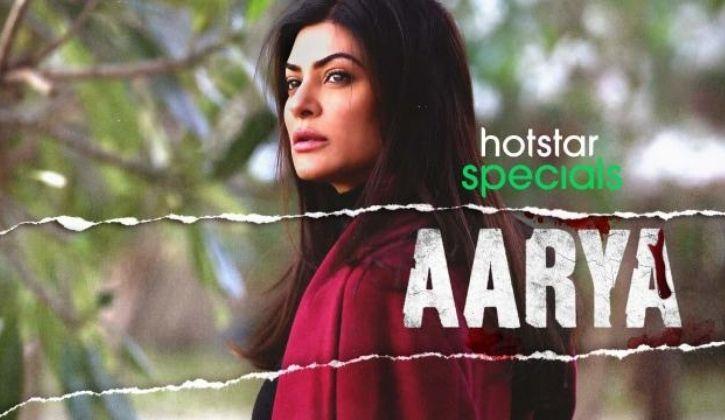 Aarya - Best hotstar web series