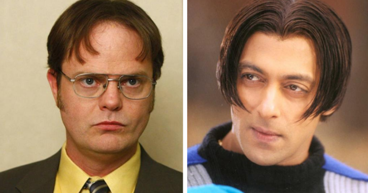Dwight Schrute or Radhe Bhaiya