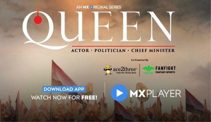 Queen - MX player web series
