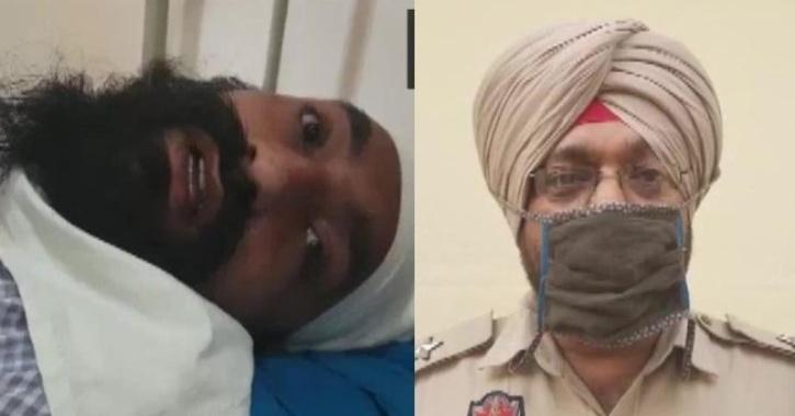 Locals beat health workers