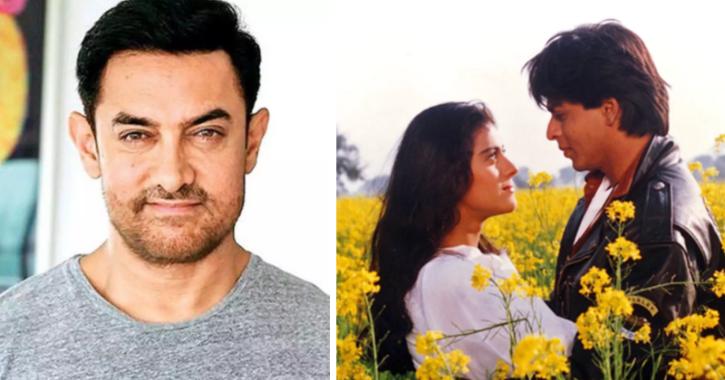 Aamir Khan & Saif Ali Khan - DDLJ