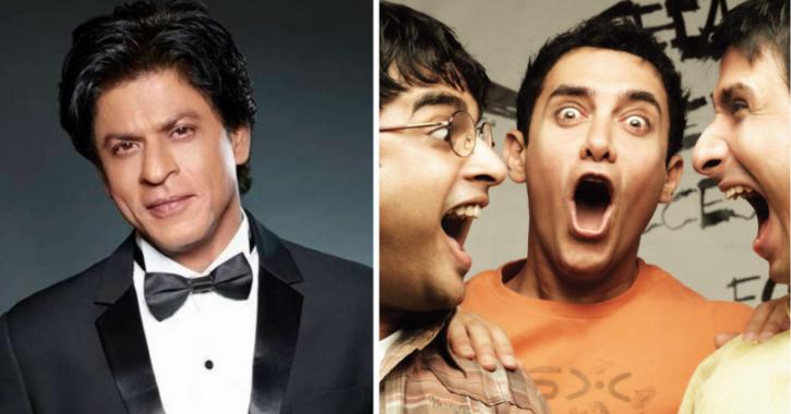 Shah Rukh Khan - 3 Idiots