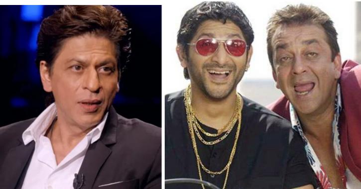 Shah Rukh Khan - Munna Bhai MBBS