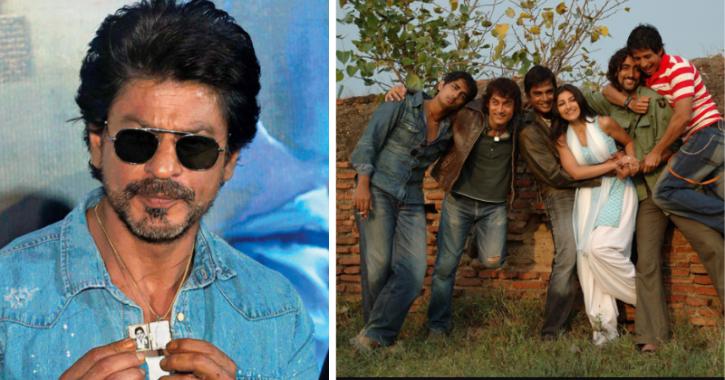Shah Rukh Khan - Rang De Basanti