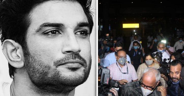 CBI Starts Investigation Into Sushant Singh Rajput Case & Here