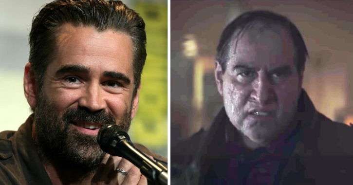 Colin Farrell Looks Unrecognisable As Penguin In The New Batman Trailer & Fans Are Freaking Out