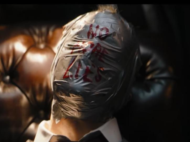 The Batman trailer - No more lies.