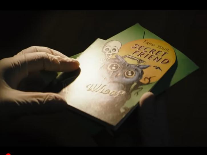 The batman trailer - The Court of Owls