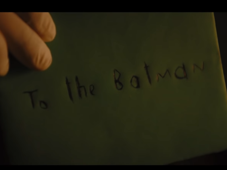To the Batman