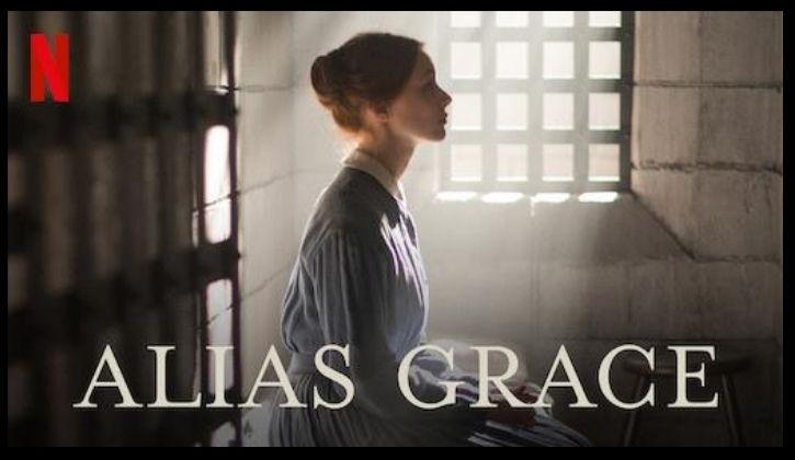 Alias Grace Netflix series