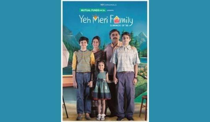 Yeh Hai Family TVF Play: top 10 indian web series